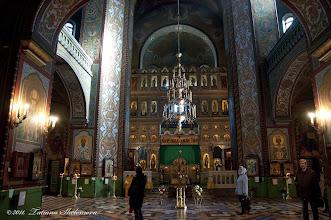Photo: Интерьер храма Петра и Павла в Петродворце
