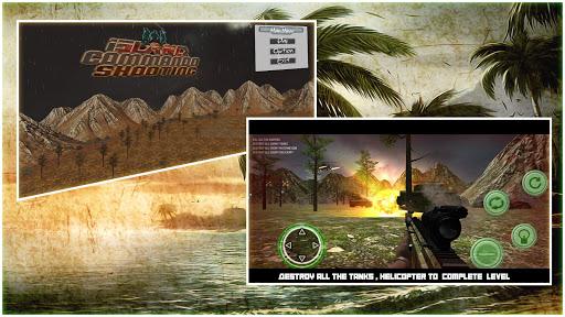 Island Commando Shooting