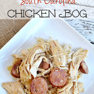 South Carolina Chicken Bog