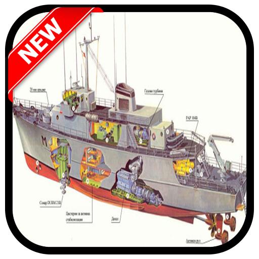 ship design drawings (app)