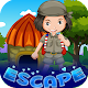Kavi Game 424- Small Girl Escape From Stone House (game)