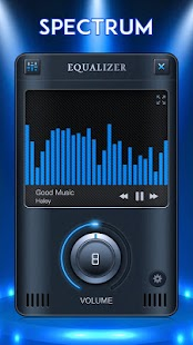 Equalizer: Bass Booster & Volume Booster - náhled