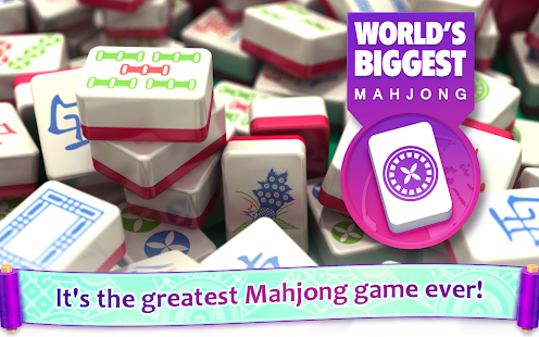 World's Biggest Mahjong- screenshot thumbnail