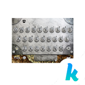 Keyboard - LuxuryMetall New Theme