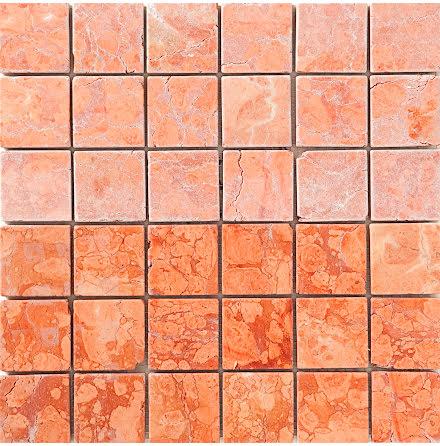 Rosso Ver. 5x5x0.75ANT Ark 30x30 cm