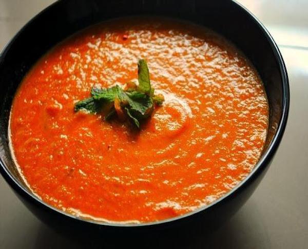 Sumptuous 'tomato Shorba' To Fill Your Appetite! Recipe