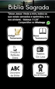 Biblia Sagrada Atualizada JFA Offline Grátis - náhled