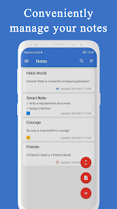 Smart Note – Notes, Notepad, Free, One sticky note v3.5.2 [Premium] 2