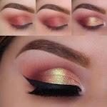 Eye makeup tutorial-Makeup tutorial-Makeup tips 1.8