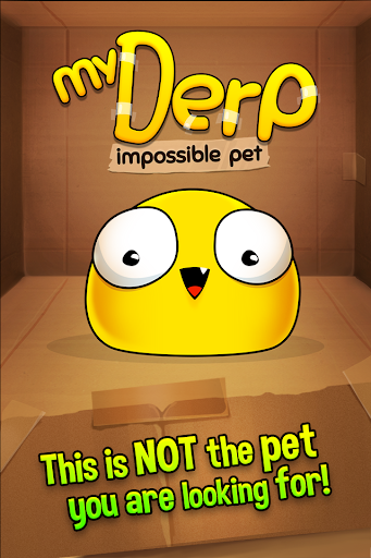 My Derp - A Stupid Virtual Pet