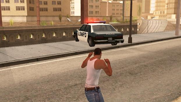 Codes for GTA San Andreas