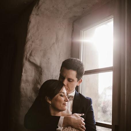 Wedding photographer Mariola Nadybał (nadyba). Photo of 27.11.2017