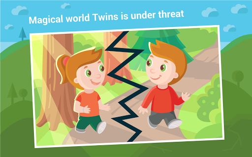 Twins Memory Game