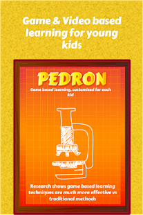 Pedron - Kids' Games & Videos- screenshot thumbnail