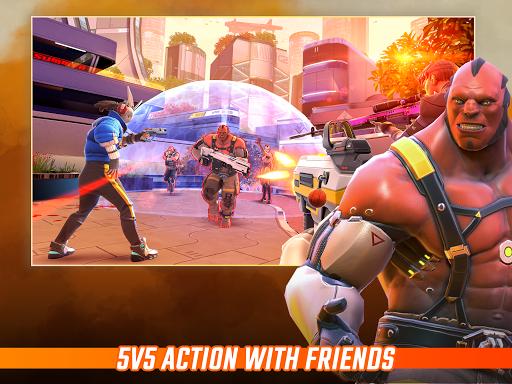 SHADOWGUN War Games screenshot 17