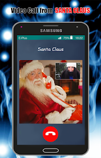 Video Call From Santa Claus - náhled
