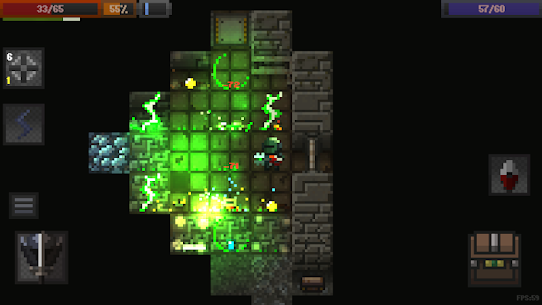Caves (Roguelike) Mod Apk Download For Android and Iphone 2