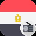راديو مصر - جميع إذاعات مصر بدون سماعة icon