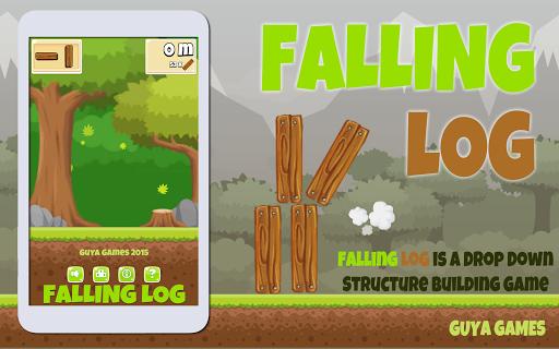 Falling Log