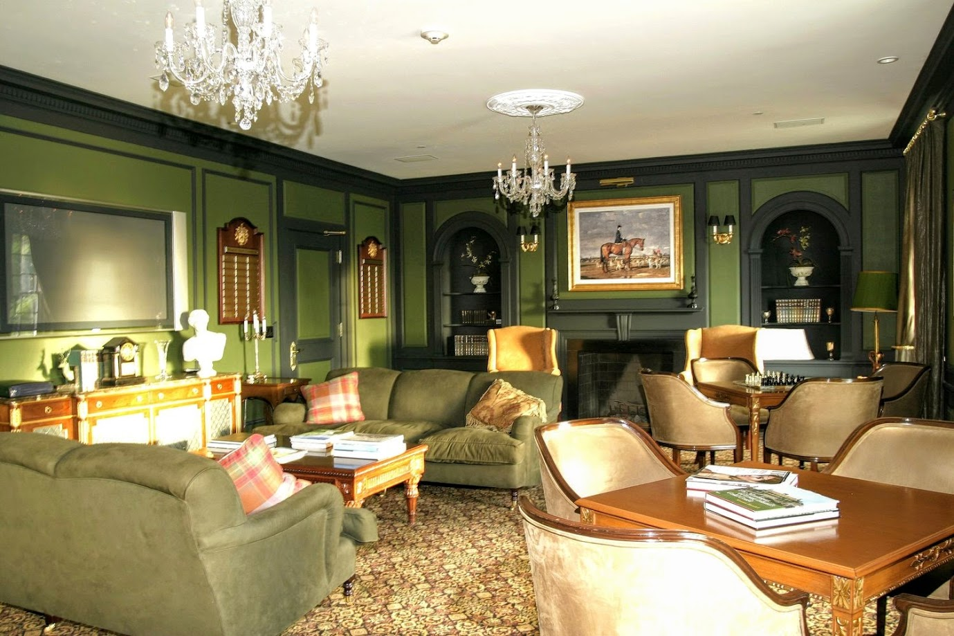 cote de texas president trump s new jersey white house. Black Bedroom Furniture Sets. Home Design Ideas