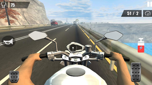 Traffic Moto 3D  screenshots 8