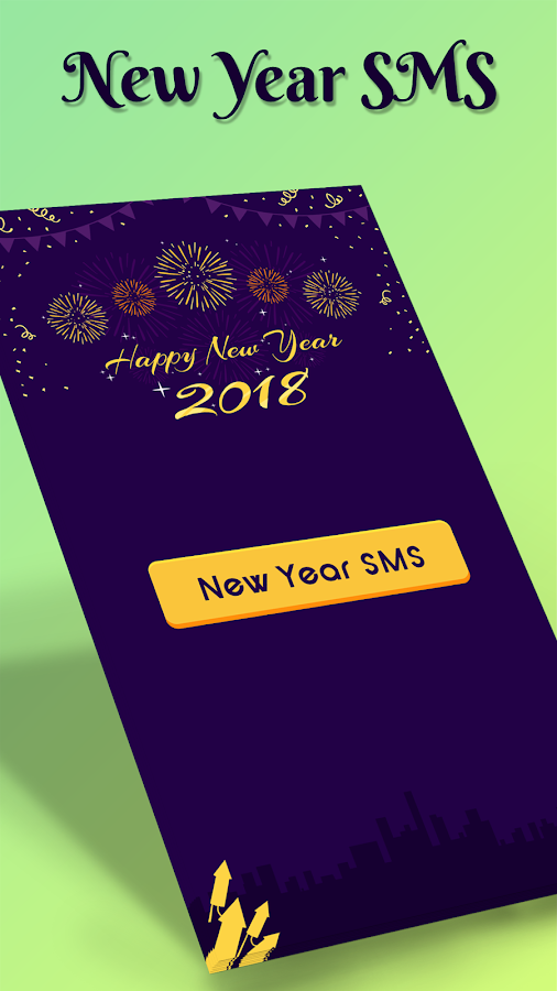 New Year SMS 2018- screenshot