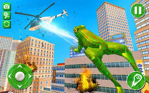 Frog Robot Transformation Simulator for PC-Windows 7,8,10 and Mac apk screenshot 12