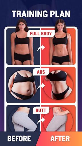 Fat Burning Workouts - Lose Weight Home Workout 1.0.10 Screenshots 17