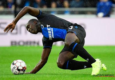 Eder Balanta: pechvogel van de avond bij Club Brugge