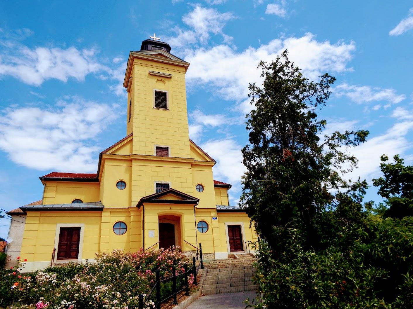 Biatorbágy - Torbágyi Szűz Mária neve rk. templom