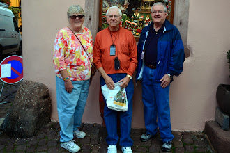 Photo: Linda, Jerry and Don