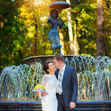 Wedding photographer Kseniya Sergeeva (alika075). Photo of 10.10.2015