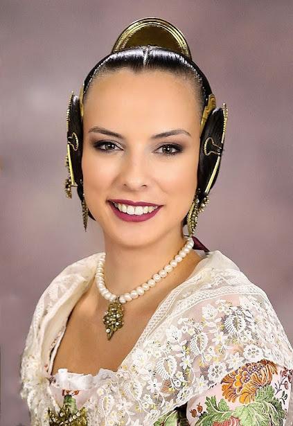 María Burillo Cabrera, falla Santiago Rusiñol-Conde Lumiares