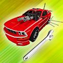 Fix My Car: Zombie Survival Mechanic! LITE icon