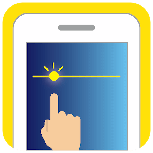 Bluelight Filter for Eye Care Icon