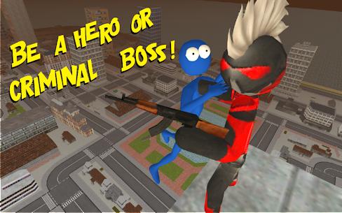Stickman Rope Hero MOD APK (Unlimited Money) Download 2020 3
