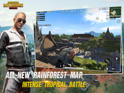 PUBG MOBILE 0.8.0 screenshots 9