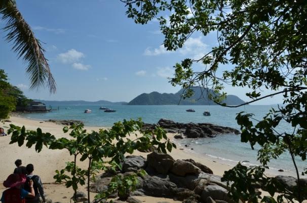 Praias imperdíveis na Tailândia