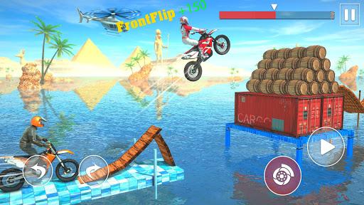 Racing Moto Bike Stunt -Impossible Track Bike Game apktram screenshots 6