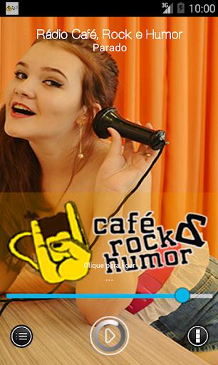 Rádio Café Rock e Humor