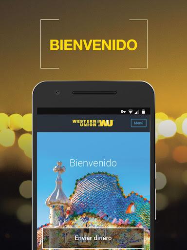 Western Union ES - Envía Dinero screenshot 1