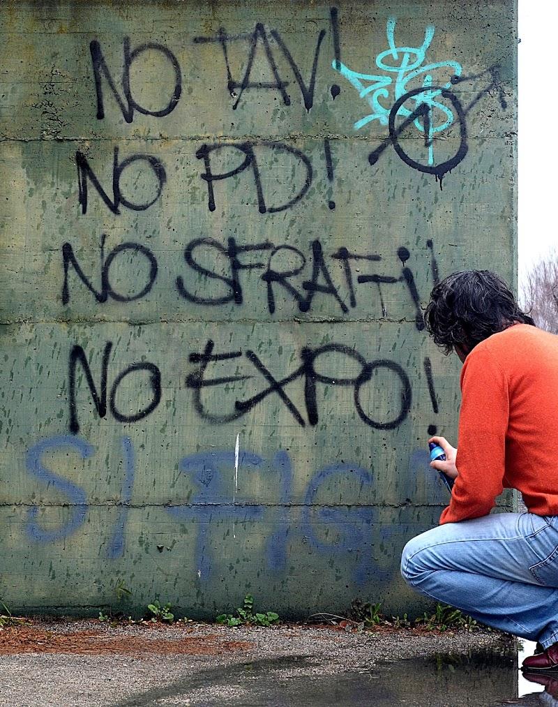 basta di dire solo NO! di mousix