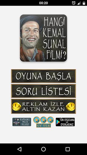 Tahmin Et Kemal Sunal Filmleri 1.0 screenshots 1