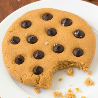No Bake Low Carb Keto Peanut Butter Cookies (Paleo, Vegan) Recipe