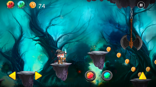 The path:of the Magician android2mod screenshots 6