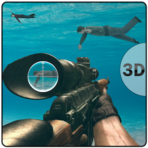 Under Water Sniper Shooter for PC and MAC