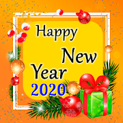 Happy New Year Photo Card Maker