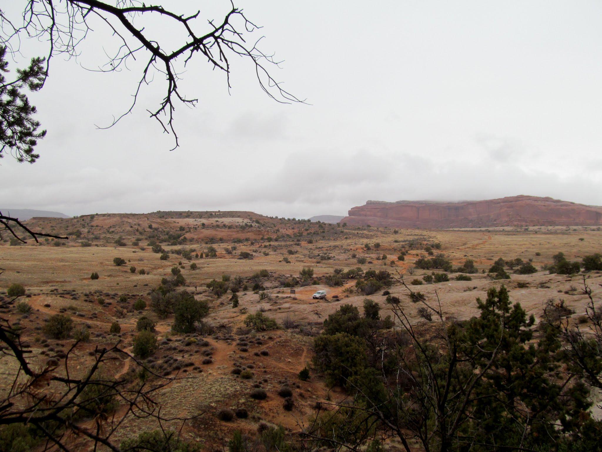 Photo: View over Bartlett Flat