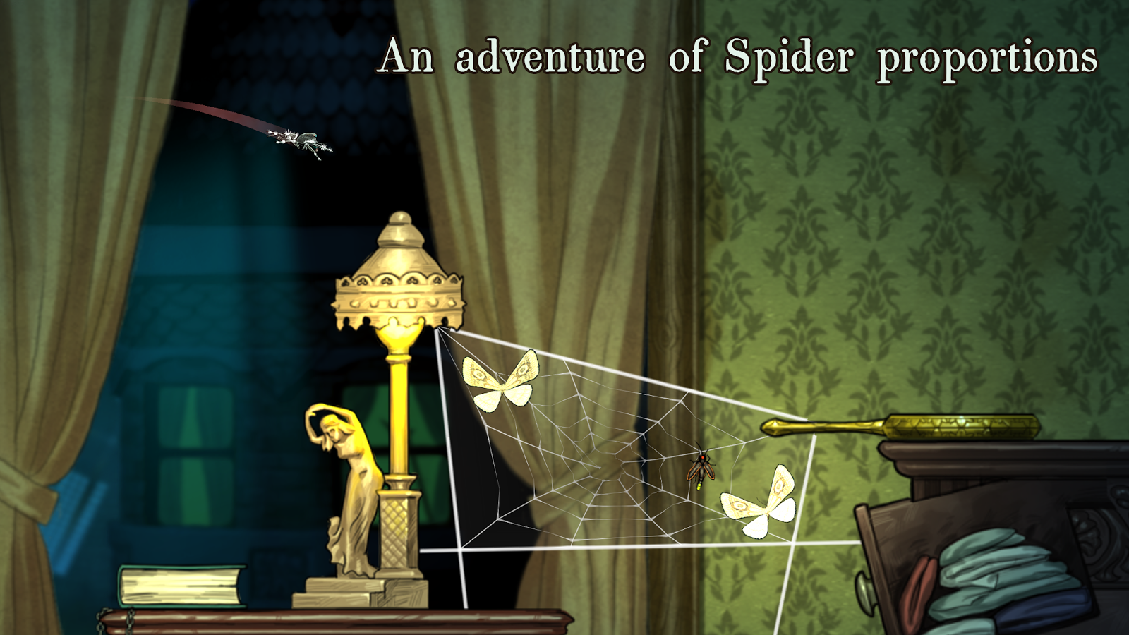 Spider: Rite of Shrouded Moon- screenshot