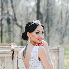 Wedding photographer Mariya Kulagina (kylagina). Photo of 17.05.2019